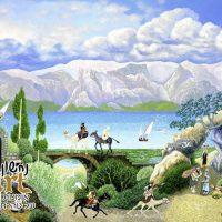 0432 Lake of Galilee (Custom)